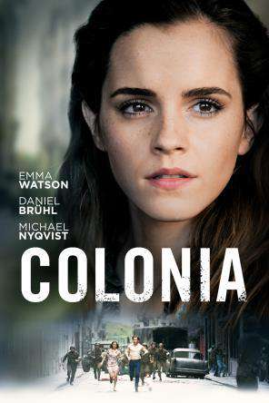 Colonia, Movie on DVD, Drama Movies, Thriller & Suspense