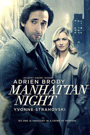 Manhattan Night, Movie on DVD, Thriller & Suspense
