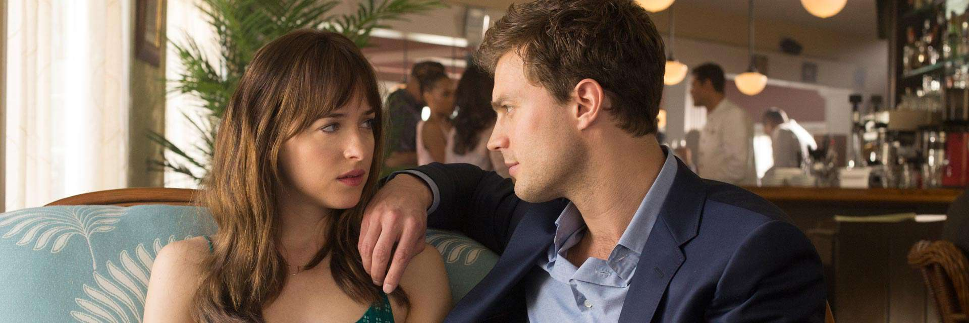 Fifty Shades of Grey for Rent, & Other New Releases on DVD