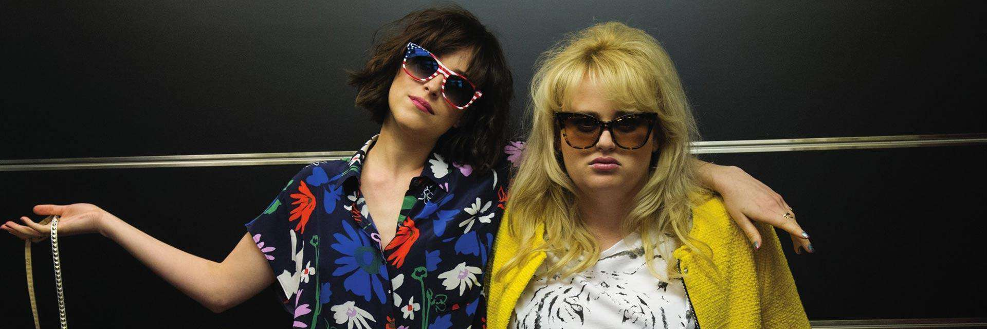 Rebel Wilson, Dakota Johson And Leslie Mann In How To Be Single
